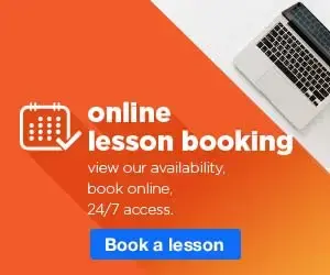 Book a lesson with us online