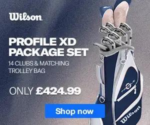 Wilson Profile XD Women's Package Sets